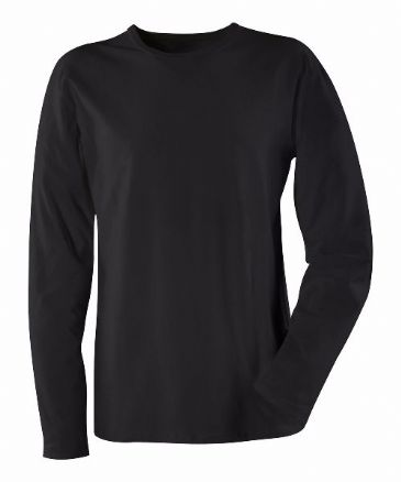 Blaklader 3314 T-Shirt Long Sleeves (Black)